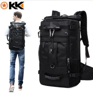 Oxford Multi Function Travel Backpack 1
