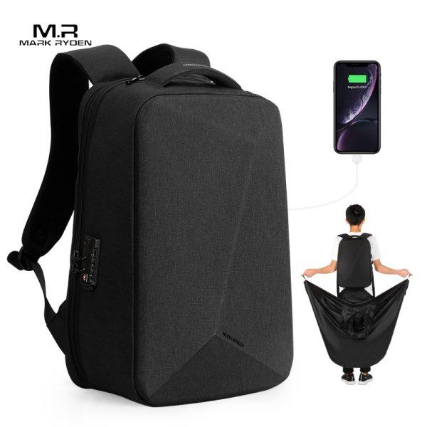 Avant-Garde Multifunction Backpack